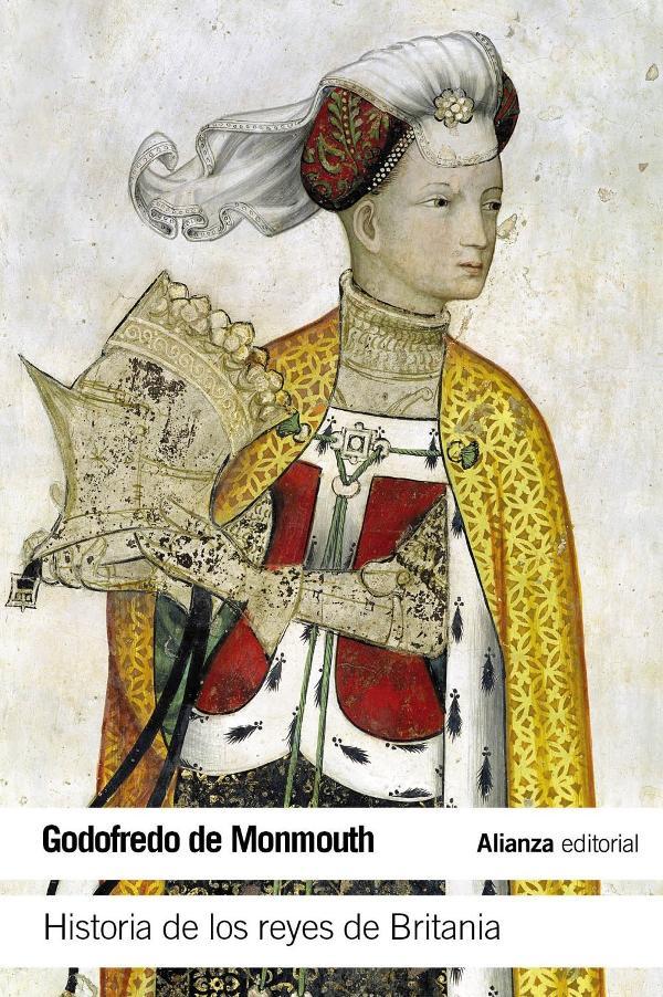Portada de Historia de los reyes de Britania