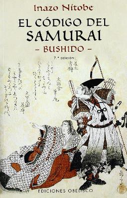 Portada de Bushido, el código del Samurai
