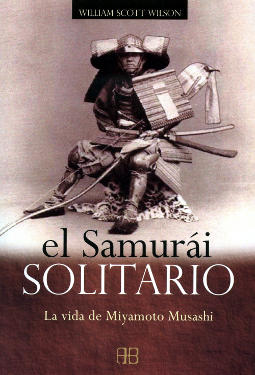 Portada de El samurái solitario