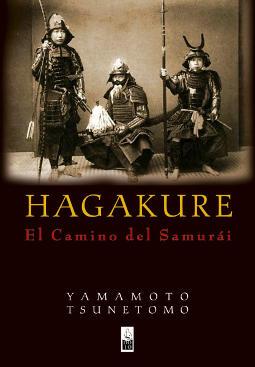 Portada de Hagakure