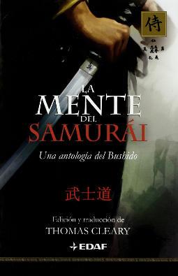 Portada de La mente del samurái