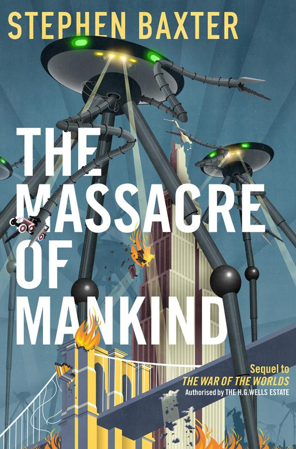 Portada de The Massacre of Mankind