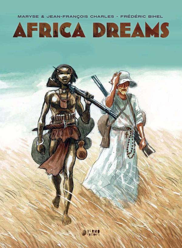 Portada de Africa Dreams