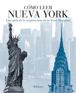 Portada de Cómo leer Nueva York Guía de la arquitectura de la Gran Manzana