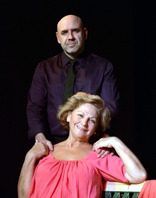 Foto actores de Conversaciones con mamá