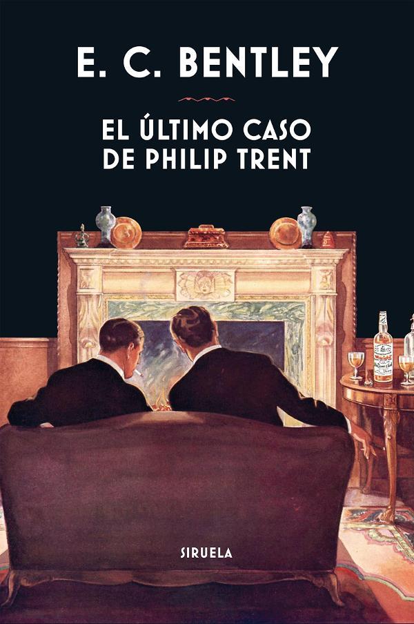 Portada de El último caso de Philip Trent