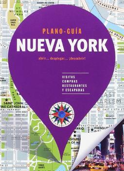Portada de Nueva York plano y guía