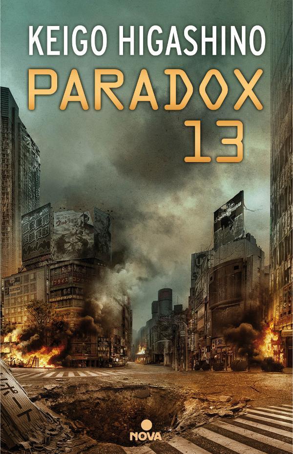 Portada de Paradox 13