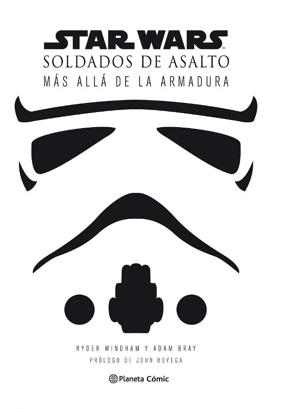 Portada de Star Wars soldados de asalto