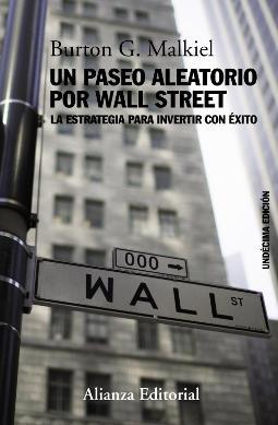 Portada de Un paseo aleatorio por Wall Street
