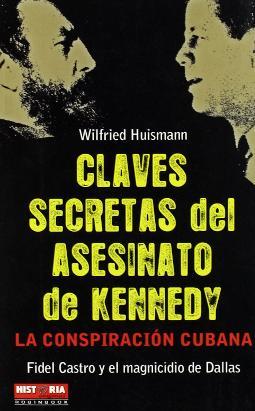 Portada de Claves secretas del asesinato de Kennedy