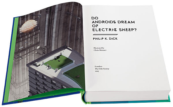 Portada de Do Androids Dream of Electric Sheep?