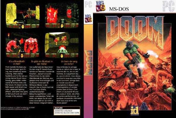 Portada de Doom