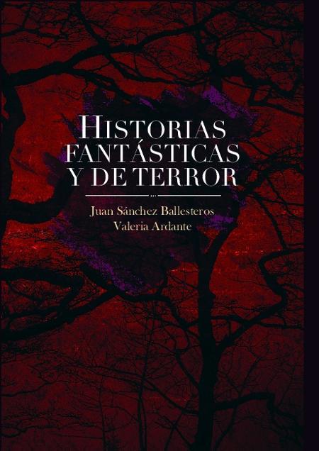 Portada de Historias fantásticas y de terror
