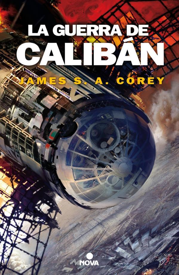 portada de La guerra de Calibán