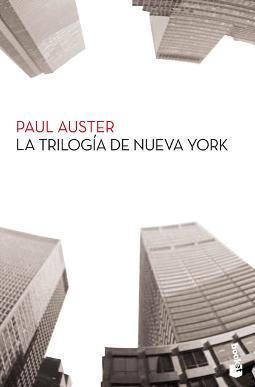 Portada de La trilogía de Nueva York