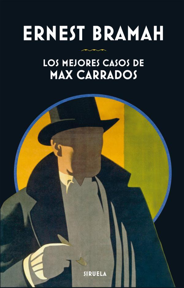 Portada de Los mejores casos de Max Carrados
