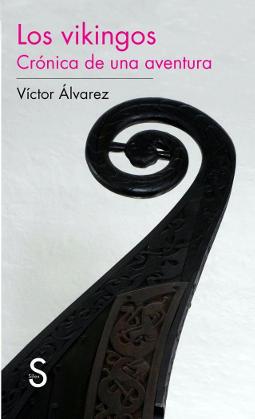 Portada de Los Vikingos (Serie Historia)