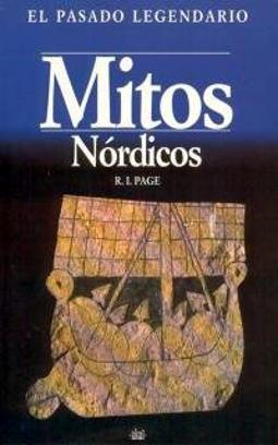 Portada de Mitos nórdicos