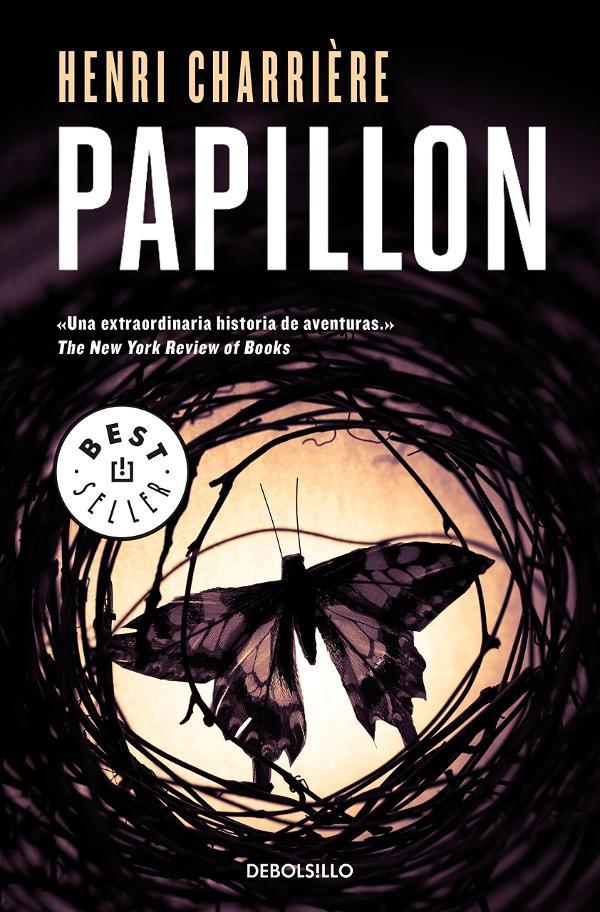 Portada de Papillon
