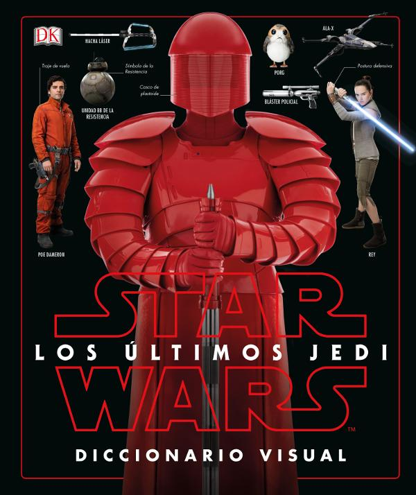 Portada de Star Wars Los últimos Jedi