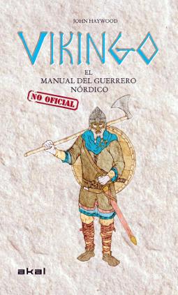 Portada de Vikingo, el manual