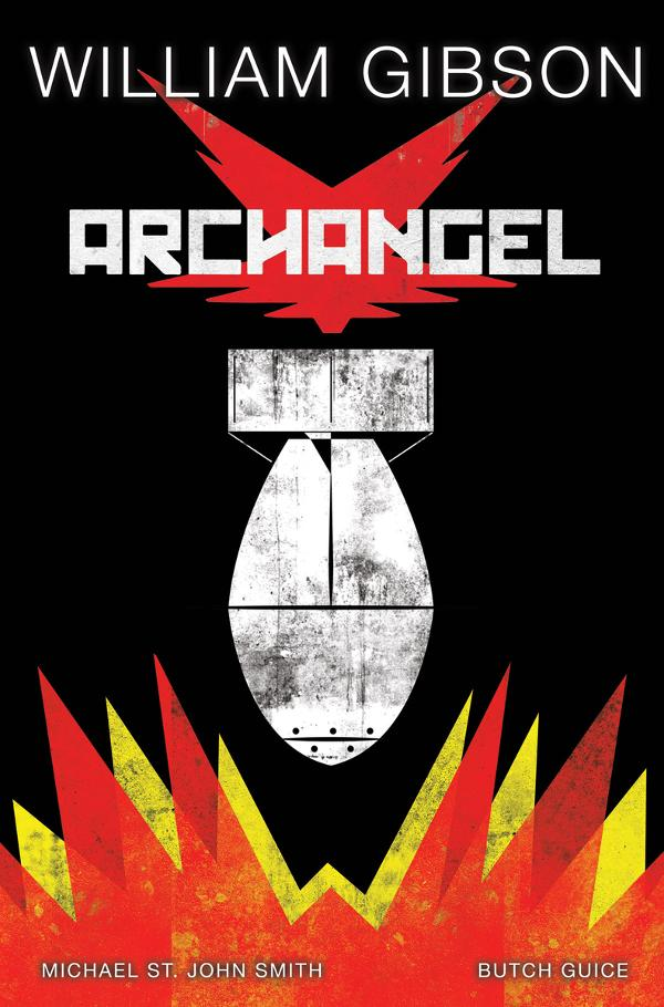 Portada de Archangel