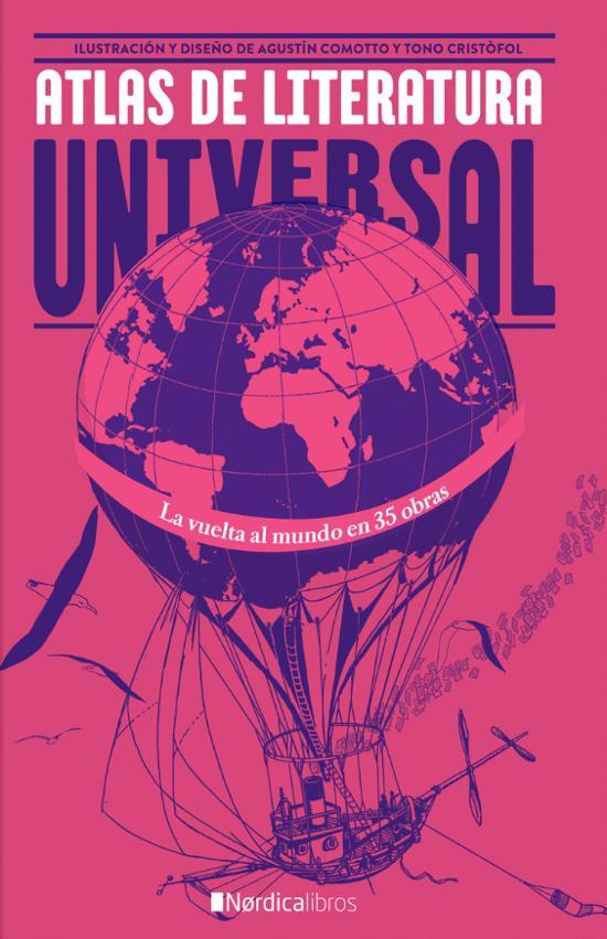 Portada de Atlas de Literatura Universal