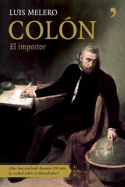 Portada de Colón, el impostor