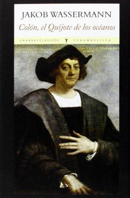 Portada de Colón, el Quijote de los océanos