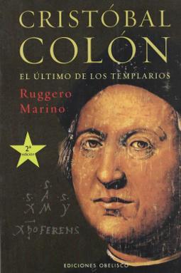 Portada de Cristóbal Colón el último de los templarios