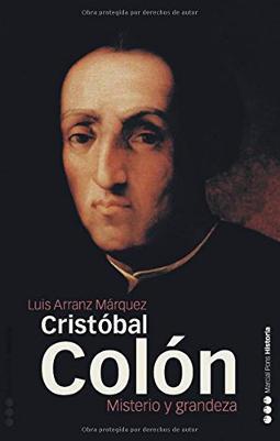 Portada de Cristóbal Colón, misterio y grandeza