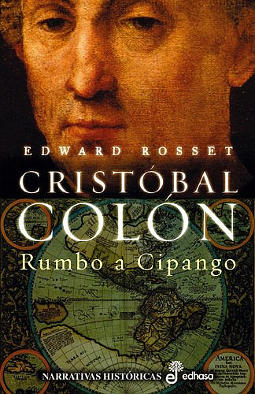 Portada de Cristóbal Colón rumbo a Cipango