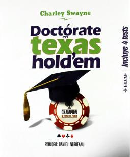 Portada de Doctorate en Texas Hold'Em