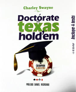 Portada de Doctorate en Texas Hold'Em