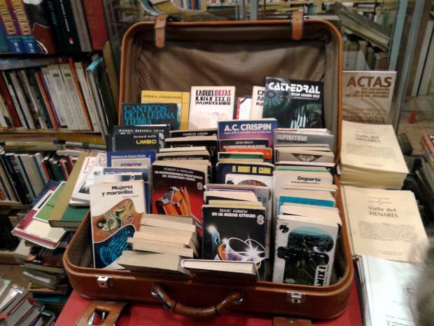 Maleta de Domiduca Libreros