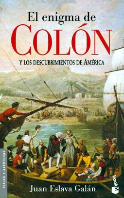 Portada de El enigma de Colón y los descubrimientos de América