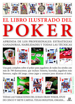 Portada de El libro Ilustrado del Poker