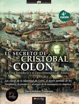Portada de El secreto de Cristóbal Colón