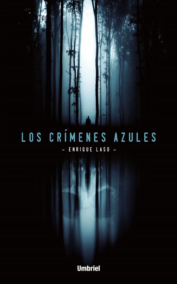 Portada de Los crímenes azules