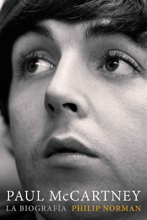 Portada de Paul McCartney la biografía