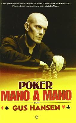 Portada de Poker mano a mano
