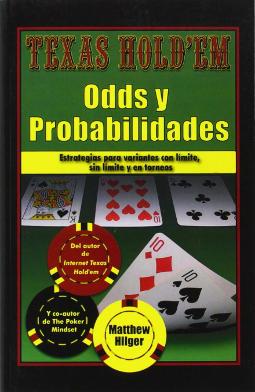 Portada de Texas Hold'em Odds y probabilidades