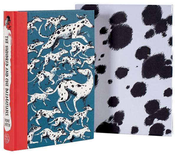 Portada de The Hundred and One Dalmatians