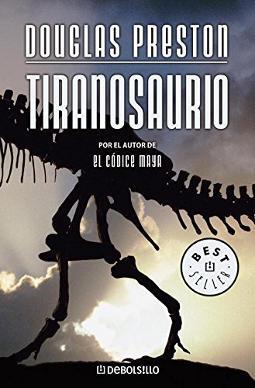 Portada de Tiranosaurio (Wyman Ford 1)