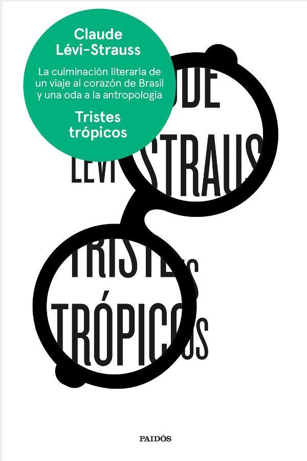 Portada de Tristes trópicos
