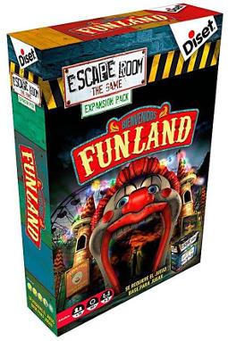 Portada de Bienvenidos a Funland