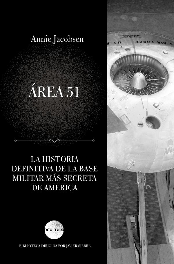 Portada de Área 51