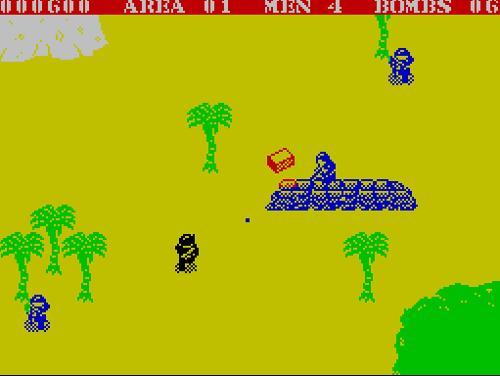 Videojuego Commando