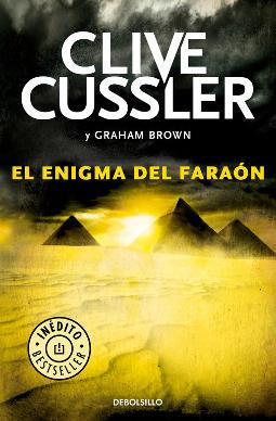 Portada de El enigma del faraón